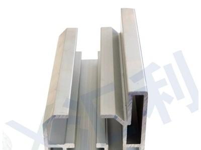 轻型倍速线铝材-2.5倍速铝材55*85