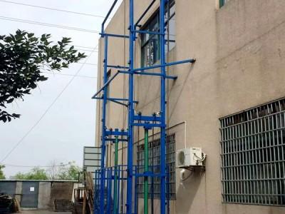 福建南平链条导轨式升降货梯,福建升降货梯厂家直销
