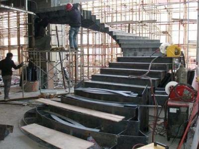 塘沽区钢结构制作安装钢结构隔层加建