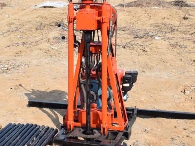 轻便地质勘探钻机厂家 轻便地质勘探钻机价格