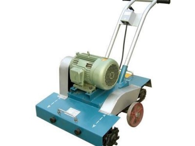 电动清灰机水泥路面灰清灰机混凝土
