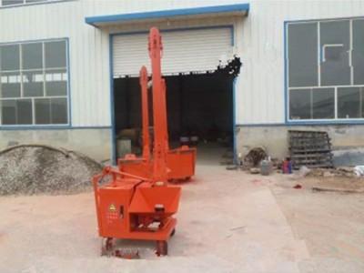 螺旋式细石混凝土浇柱机 自动上料机二次结构浇注机