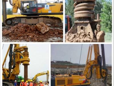 如何解决旋挖钻机卡钻问题?江苏工程机械租赁网