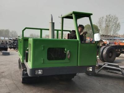 朝阳哪有卖6吨履带运输车 葫芦岛大马力履带自卸车