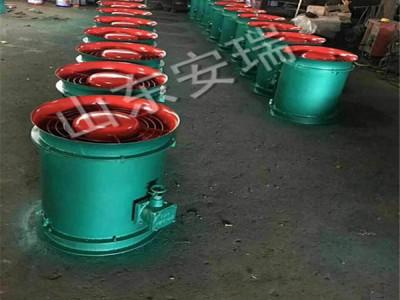 FBY2.2KW煤矿用轴流通风机型号价格参数图片