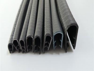 U型骨架地板装饰塑胶防风条