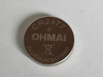 井下定位用CR2477-标签电池