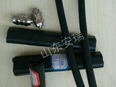 PE-ZKW/8×1矿用聚乙烯束管价格 8mm矿用束管参数