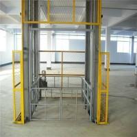 无锡2吨链条导轨式升降货梯,江苏升降货梯价格