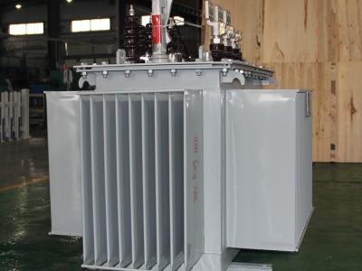 S11-800KVA 10KV 三相无励磁配电变压器