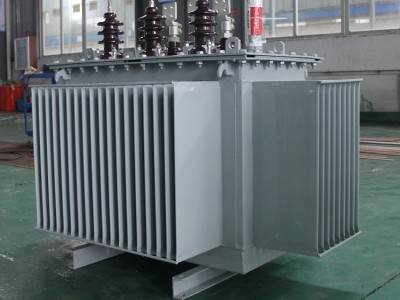 S13-1000KVA 10/0.4KV三相无励磁低损耗油变