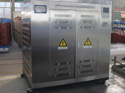 SCB10-1250KVA 10/0.4KV 三相干式变压器