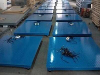 湖州混凝土大型地磅上海出口式电子汽车衡厂家