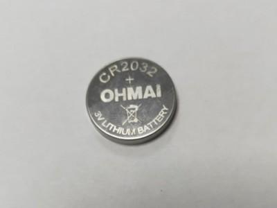 厂家供应高容量耐用纽扣锂电池CR2032