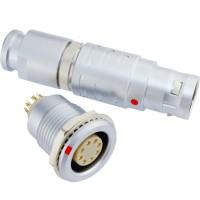 长方捷连接器 8芯电子仪器仪表测试线束 电源信号线