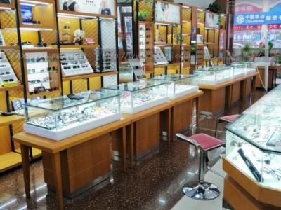 眼镜店展柜最低价格是多少