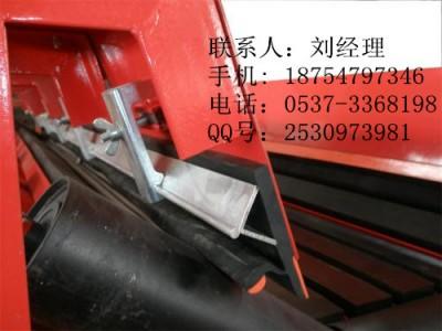导料槽防溢裙板200*16 Y型防溢裙板 双层耐磨挡煤皮