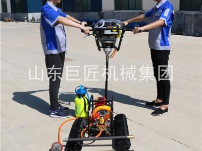 华夏巨匠 BXZ-2地质勘探地表岩芯取样钻机浅孔钻机配件