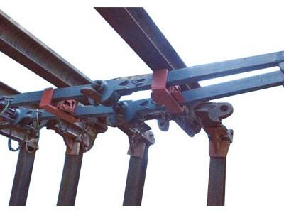 山东中煤供应复式单道阻车器