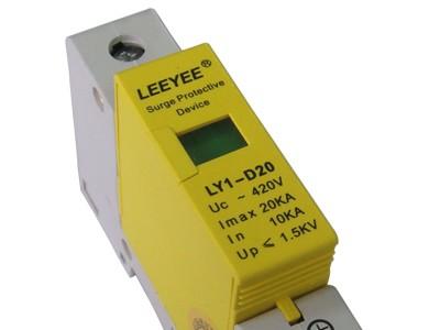 电机宝飞纳得电涌保护器LY1-D20质量保修年限