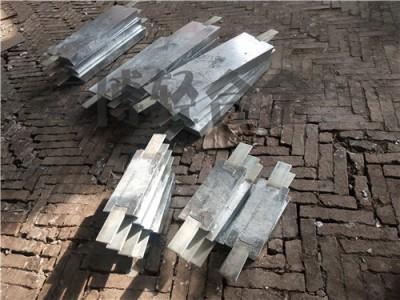 专业定制高质量铝阳极