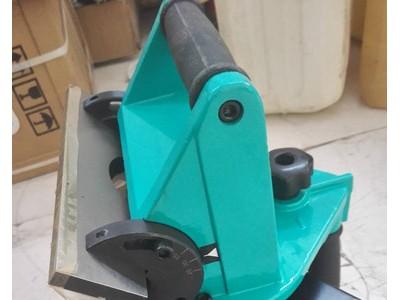 钢板倒角机 便携式平板坡口机 不锈钢管板倒角机