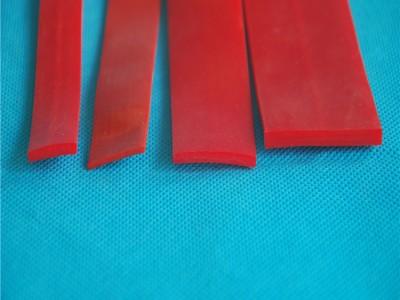 硅胶海绵条 耐高温硅胶耐腐蚀密封条