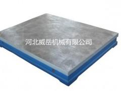 铸铁检验平台的性能的高低对于平台本身有何影响