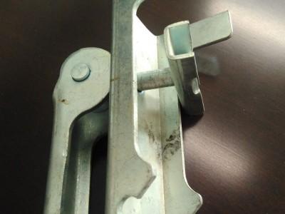 防溢裙板夹持器卡子  电厂用夹持器 皮带机用夹持器