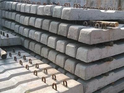 陕西矿用水泥枕木尺寸价格