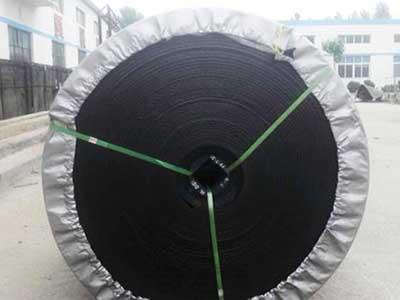 PVG阻燃输送带 天然橡胶