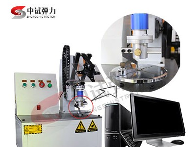 100Nmm-500Nmm电脑控制弹簧扭转试验机{立式}