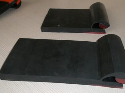 优质双密封防溢裙板 Y型输送带防溢裙板