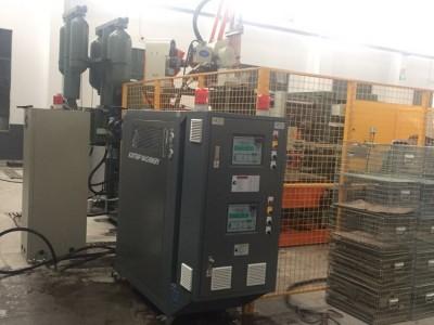热压成型碳纤维专用油加热器重庆碳纤维成型配套模温机