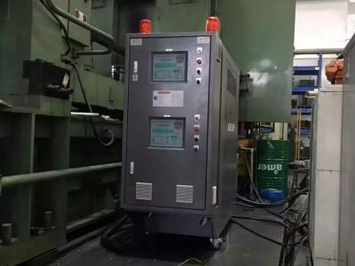 汽车碳纤维热压板油加热器成型导热油炉模温机