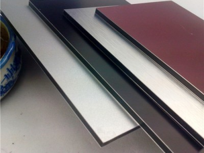 HD-8811青春白铝塑板4mm厚