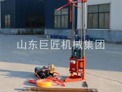 巨匠集团QZ-2A型三相电轻便取样钻机地质勘探轻便岩芯钻机