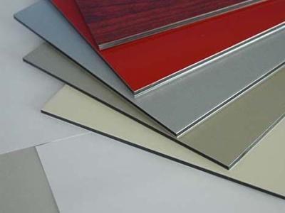上海吉祥JX8828高光藍鋁塑板規格1220*2440*