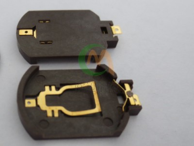 CR2016贴片电池座CR2016纽扣电池座价格