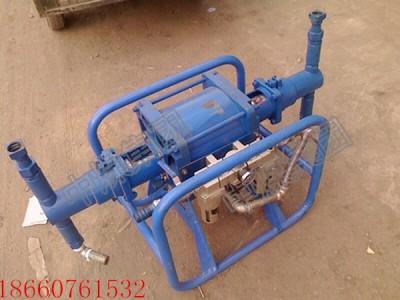 2ZBQ-9/3矿用气动注浆泵产品特点