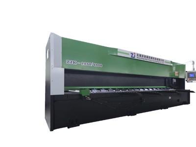 昌都ZJKD型1250×3200数控立式开槽机大量供应