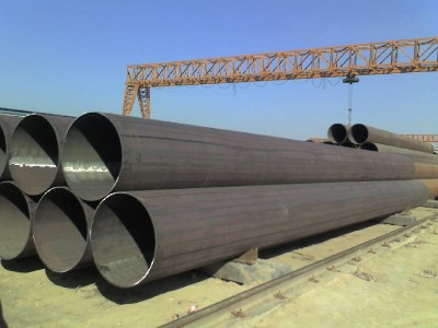 供应 Q235BERW高频焊管