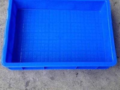 广东塑胶箱 运输配送箱 塑料箱可免费印字