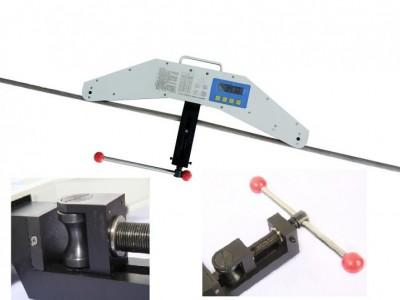 高精度张紧力检测仪 数显式钢索张力计 杆塔测力仪