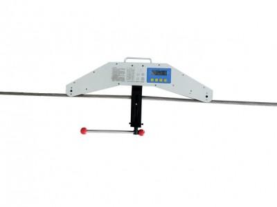 杆塔拉线张紧力检测仪 20T钢丝绳拉力检测装置 线索张力仪