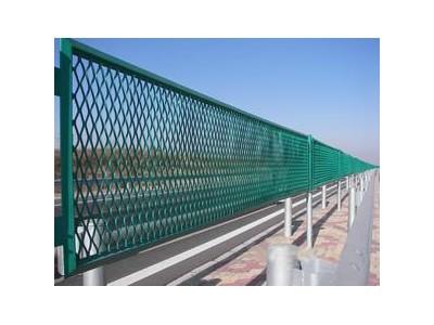 公路菱形网护栏 高速公路防眩网规格 佛山金属扩展网厂家