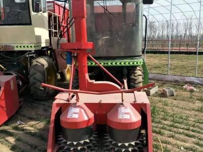 多功能玉米秆收割青储机  大型黑麦草粉碎青贮机
