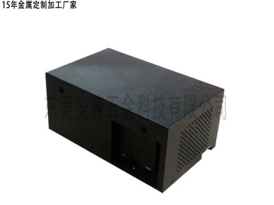 供應上海安若五金樹莓派微型電腦外殼CNC加工五金件定制廠
