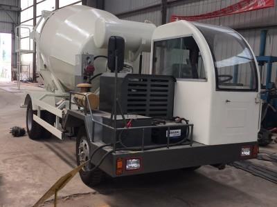 混凝土搅拌车 水泥搅拌车厂家供应自装自卸混凝土搅拌车