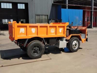 八吨矿山专用车厂家电话 井下工程巷道车